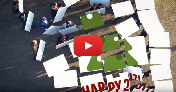 eindejaarsvideo