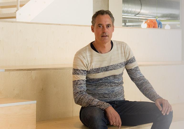 Theo Andele - Relatiemanager Nederland
